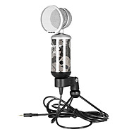 Takstar K28 teléfono y el equipo de karaoke profesional y el micrófono de voz yy