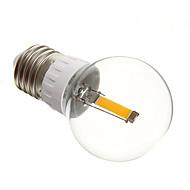 Ampoules Globe Blanc Chaud MLSLED E26/E27 1.5 W 1 COB 75-85 LM 2700-3500 K AC 100-240 V