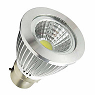 LOHAS E14/GU10/B22/E26/E27 6 W 1 High Power LED 450-500 LM Warm White/Cool White MR16 Spot Lights AC 100-240 V