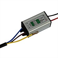 jiawen® 10w ha condotto di alimentazione led costante fonte di alimentazione driver corrente (ac85-265v input / output dc18-36v)