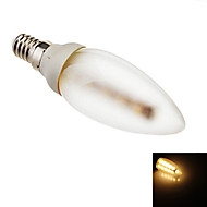 Eastpower E14 2.5 W 16 SMD 5050 180 LM Warm White C35 Decorative Candle Bulbs AC 220-240 V