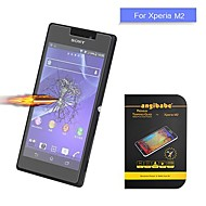 Angibabe 0.3mm Explosion-Proof Premium Tempered Glass Screen Protector for Sony Xperia M2