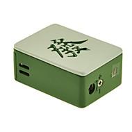 mahjong créative briquets métalliques jouets