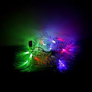 4m 20 leds julen halloween dekorative lys festlige lysstofrør-Matsuba (220V)