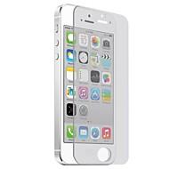høy kvalitet herdet glass skjermbeskytter for iPhone 5s / 5