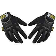 Gant Cyclisme / Vélo Femme / Homme / Tous Doigt complet Résistant au vent / Garder au chaud / Vestimentaire / Antiusure Printemps / Hiver
