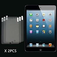 מגן המסך ברור hd 2pcs df למיני ipad מיני המיני ipad 2 3 ipad