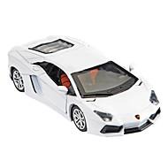 1:36 modelo de coche con aire modelado clip de perfume de ventilación del coche coche ambientador automático de aire fresco