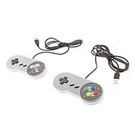 2pcs usb controlador de cable para PC