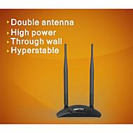 comfast® 300Mbps cf-wu7300nd router wifi ad alta potenza wireless usb con 2 antenna omnidirezionale
