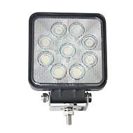 "Liancheng® 4"" 27W 2160 Lumens Super Bright Square LED Work Light for Off-road,Tractor,UTV,ATV"