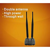 comfast® 300mpbs cf-wu7200nd 12dBi doppie antenne wifi Adattatore USB Wireless Ralink rt3072