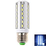 Bombillas LED de Mazorca T E26/E27 9W 42 SMD 5630 1020 LM Blanco Fresco AC 100-240 V