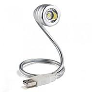 노트북 노트북 pc 컴퓨터에 대한 mlsled®의 USB 스테인레스 스틸 주도 책 빛 유연한 독서 램프