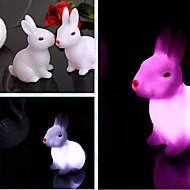 coway twaalf dierenriemkonijn kleurrijke geleid nachtlampje