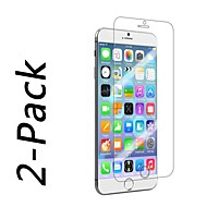 [2-Pack] High Quality Anti-fingerprint Screen Protector for iPhone 6