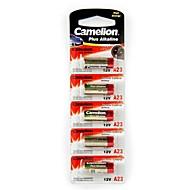 camelion 12V A23 البطارية القلوية ميركو (محفظة 5pcs)