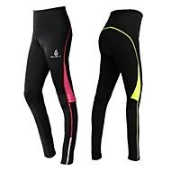 בגדים התרמיים אופני סתיו חורף נשים biking® המערב עם גרביונים דחיסת מכנסיים רכיבה על אופניים חמים מרופדים