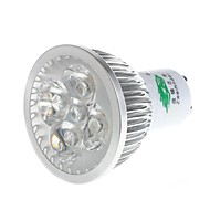 Focos LED / Bombillas LED de Globo Decorativa Zweihnde MR16 GU10 4W 4 LED Dip 380-400 LM Blanco Natural AC 85-265 V