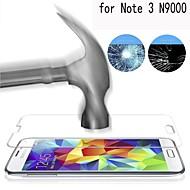 duidelijke ultradunne gehard glas screen protector voor Samsung Galaxy Note N9000 3