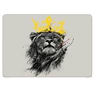 """diseño del león rey de cuerpo completo caja de plástico de protección para 13 """"/ 15"""", MacBook Pro con pantalla de retina"""