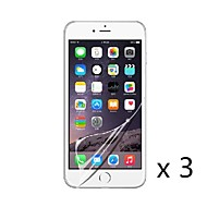High definition Screen Protector Film for iPhone 6S/6 (3 pcs)
