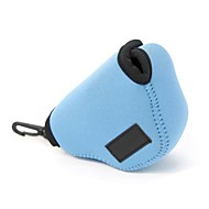 Dengpin® Neoprene Soft Shockproof Protective Camera Case Bag Pouch for Sony A5100 A5000 NEX-5T NEX-5R NEX3N 16-50mm