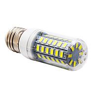 12W E14 / G9 / E26/E27 LED a pannocchia 56 SMD 5730 1200 lm Bianco caldo / Luce fredda AC 220-240 V