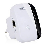 Reallink ® Nieuwe upgrade Wireless-N Wifi Repeater 802.11n/g/b Network Router Range Expander Signal Booster 300Mbps