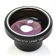 Universal 180° Fisheye Lens  for iPhone 4/4S / iPhone5/5S