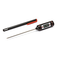 Food Thermometer Digital Thermometer with Stainless Steel Sensor Probe