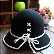 naisten uusi kärki villa hattu