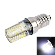 E14 3 W 64 SMD 3014 170lm LM Blue / Cool White T Corn Bulbs AC 100-240 V