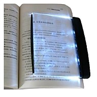 Night Vision Reading 3 times zoom  3-LED Book Light Panel  (3*AAA)