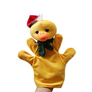 Christmas Yellow Duck Large-sized Hand Puppets Toys