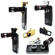 4 In One Phone Lens Quick-Change Mini Camera  iPhone/Samsung/HTC/iPad/Tablet PC/Laptops