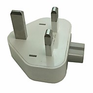 vägg ac avtagbar uk plug head nätadapter laddare för ipad / iphone 5