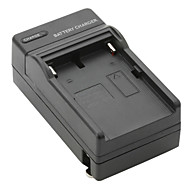 Digital Camera and Camcorder Battery Charger for Sony FM50, FM70, FM90, QM91D and F550