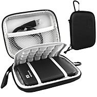 Lacdo® Protective Shockproof Hard Drive Case Bag 2.5 inch