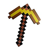 Minecraft  Diamond EVA Foam Gold Pickaxe