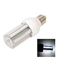 Ampoule Maïs Décorative Blanc Froid E26/E27 7 W 72 SMD 3014 630 LM 6000-6500 K AC 85-265 V
