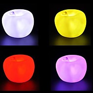 7 Colour Apple Christmas LED  Night Light