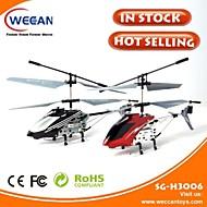 3.5ch coperta elicottero rc con giroscopio sg-h3006