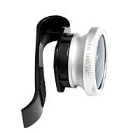 clip-en la lente ojo de pez para iphone / ipad desmontable