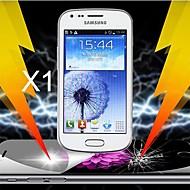 ultieme schokdemping screen protector voor de Samsung Galaxy trend duo s7562 (1 stuks)