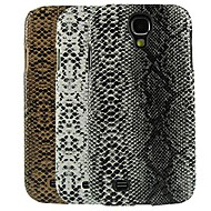 For Samsung Galaxy etui Andet Etui Bagcover Etui Helfarve PC for Samsung S4