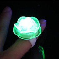 blenden Farbenringlicht Finger Licht bunten LED-Nachtlicht