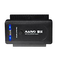 """maiwo k130u2is usb adaptador 2.0 HDD com super velocidade de 2,5 """"/ 3,5"""" SATA / IDE"""