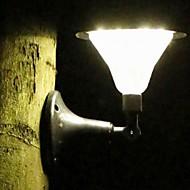 condotto lampada solare notte muro del cortile alimentato