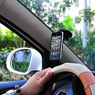 8 Suction Cup Universal Car Mount Holder for All Mobile Phones and Tablets(Assorted Colors)